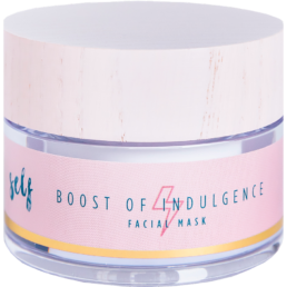 boost of indulgence facial mask